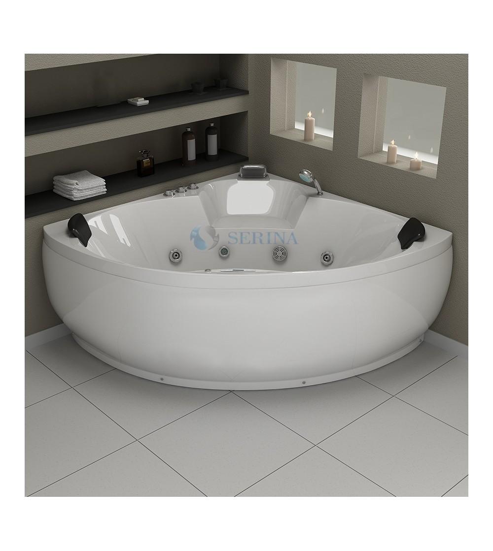 baignoire balneo avec rechauffeur stunning baignoire. Black Bedroom Furniture Sets. Home Design Ideas
